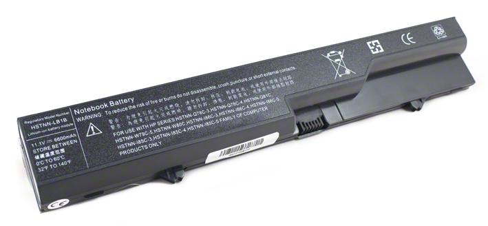 Batéria pre Compaq 320, HP 420, 425, 620, 625 PreBook 4320s - 6600 mAh