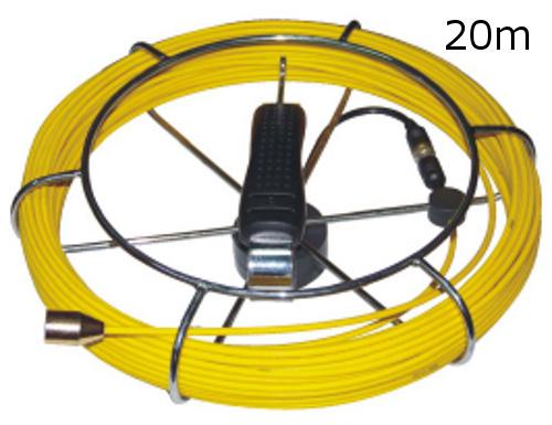 Kabel pro PipeCam Profi - délka 20 metrů