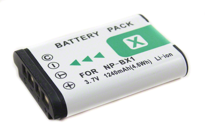 Batéria pre Sony NP-BX1 - 1240 mAh