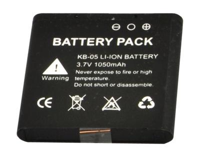 Batéria pre športovú kameru CEL-TEC HD-96