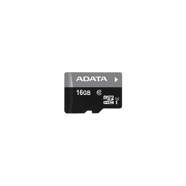 Pamäťová karta A-Data microSDHC 16GB class 10 UHS-I + adaptér SDHC