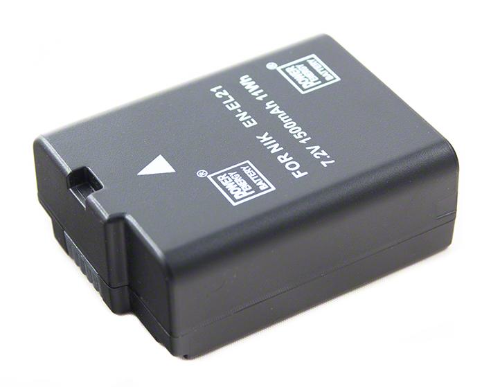Batéria pre Nikon EN-EL21 - 1500 mAh