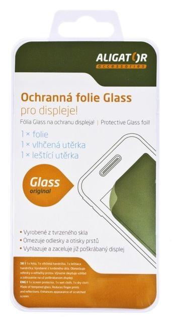 Tvrdené sklo pre Samsung G850 Galaxy Alpha