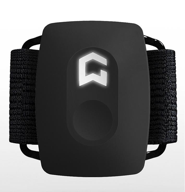 GYMWATCH Senzor - čierný