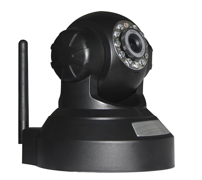 Vnútorná IP kamera Power Energy Mobile NCL610WS, VGA, WIFI, MJPG, P2P