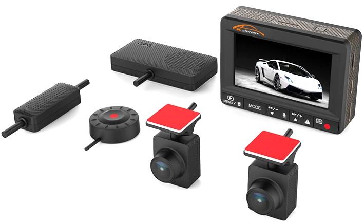 Palubná Full-HD CEL-TEC K1S - Dual