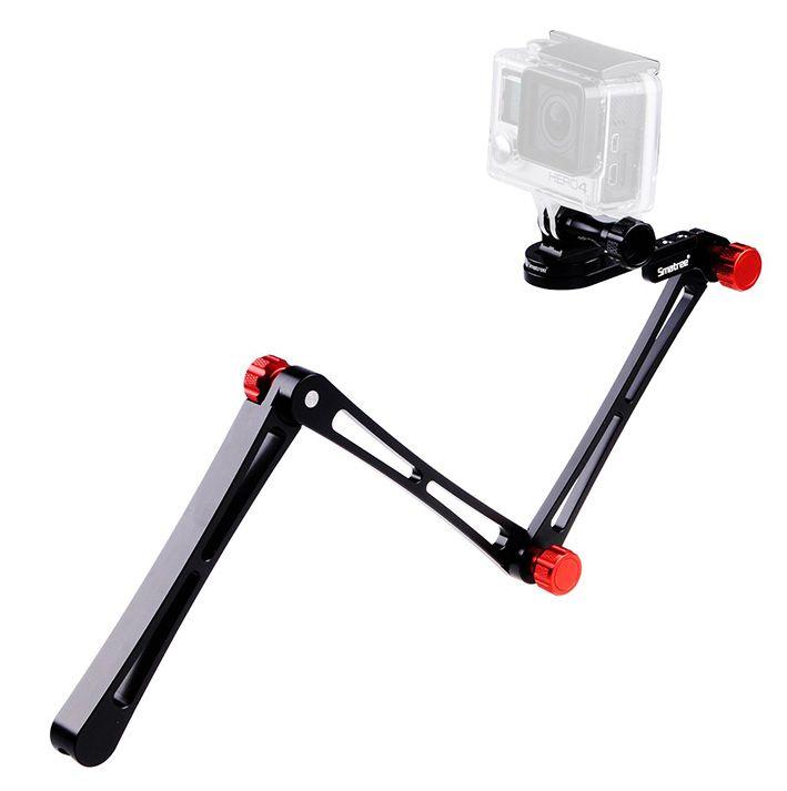 Monopod Smatree Smapole X1 - skládací teleskopický držiak pre kamery GoPro