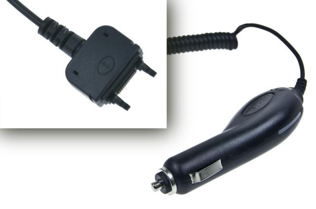 Autonabíjačka pre Sony Ericsson D750i, J220i, J230i - FastPort