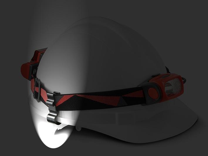 Klipy pre uchytenie popruhu CEL-TEC HL300 k helmě - 4 ks