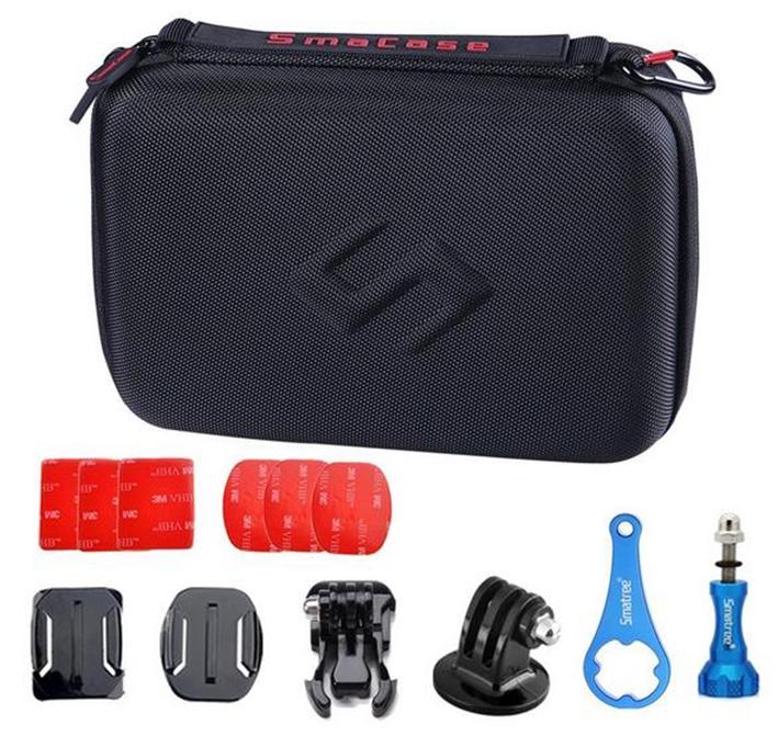 POV ochranný kufrík Case G160 pre GoPro kamery + sada príslušenstva 13v1