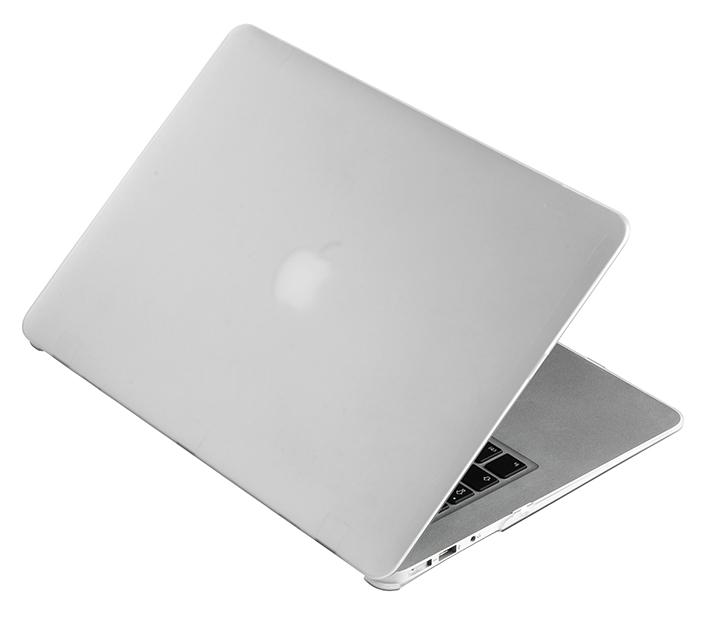 """Priehľadný obal na MacBook Pre Retina 13"""" - transparentná"""