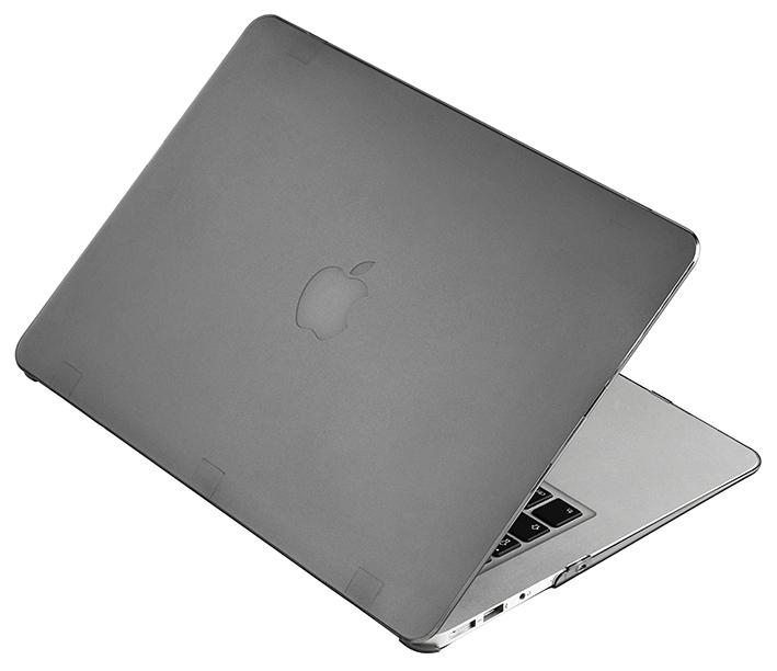 """Priehľadný obal na MacBook Pre 13"""" - šedý"""