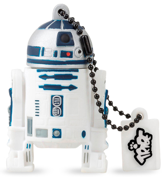 Flash disk Tribe 8GB R2-D2