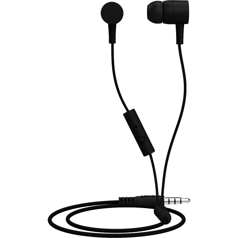 Sluchátka špunty MAXELL SPECTRUM EARPHONE BLACK 303617