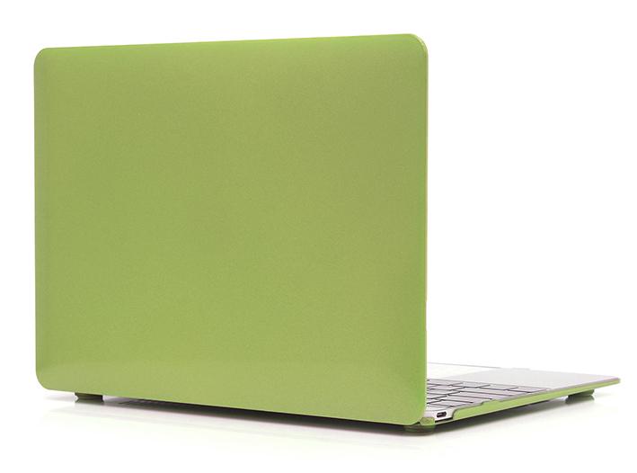 """Plastový obal na MacBook Pre Retina 13"""" - zelený"""