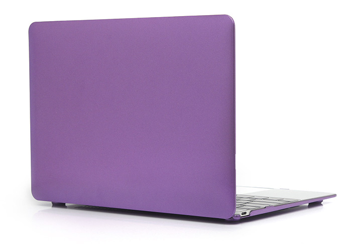 """Plastový obal na MacBook Pre Retina 13"""" - fialový"""