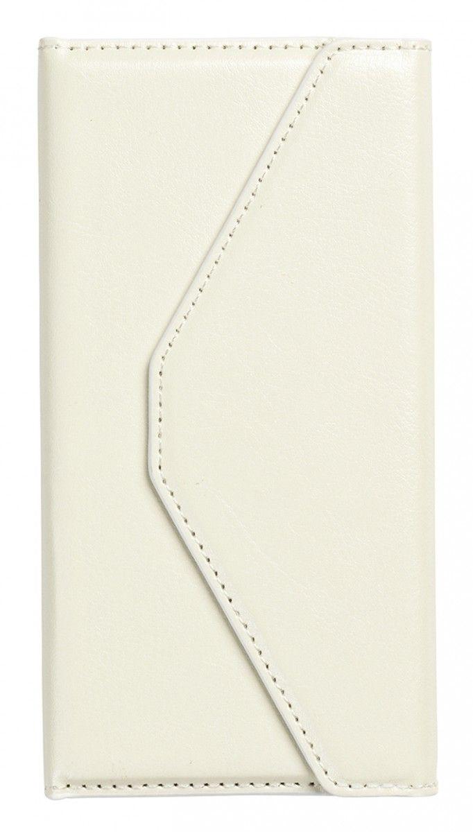 Obal eSTUFF MagnIQ Cover pre iPhone 6/6s - krémový