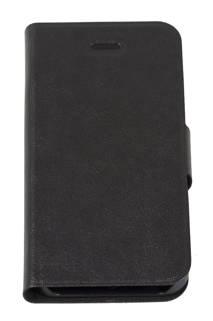 eSTUFF  iPhone 5/5s Wallet Cover - černý