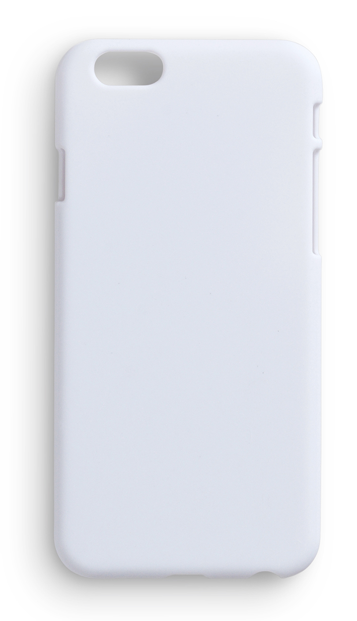 eSTUFF  iPhone 6/6s SoftGrip Casa - bílý