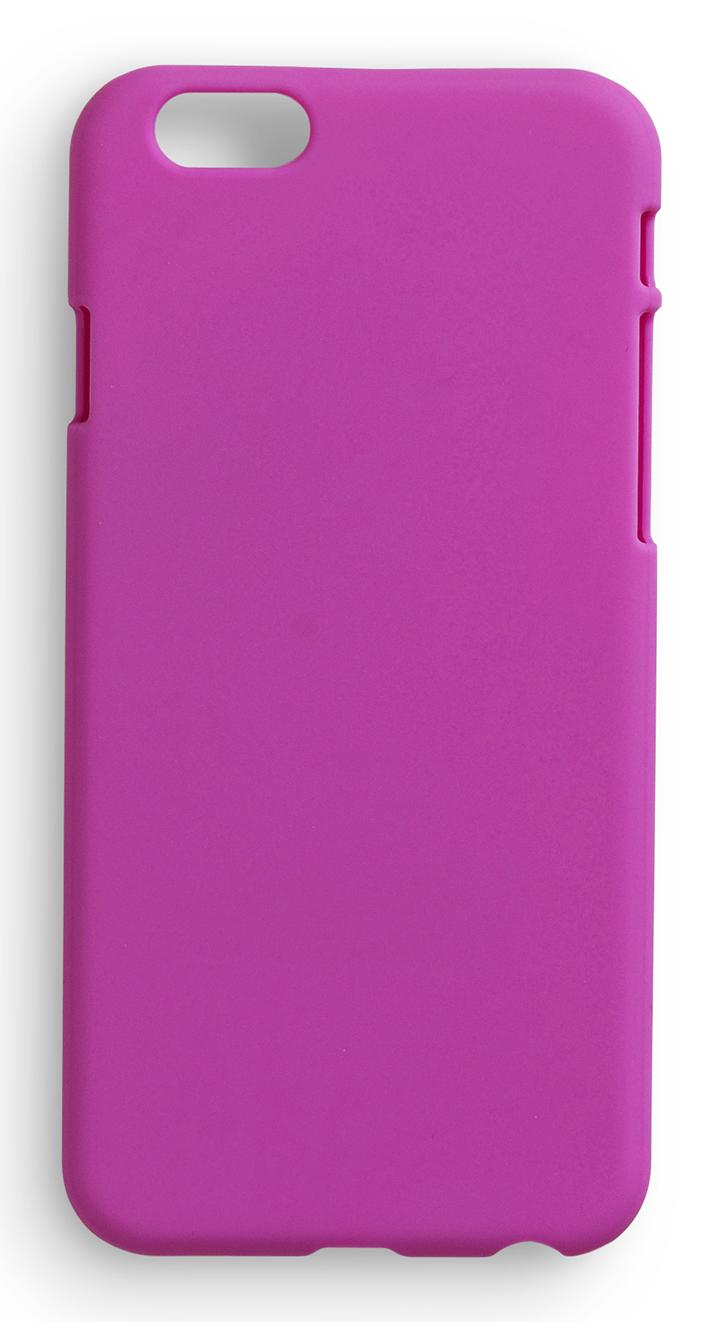 eSTUFF  iPhone 6/6s SoftGrip Casa - růžový