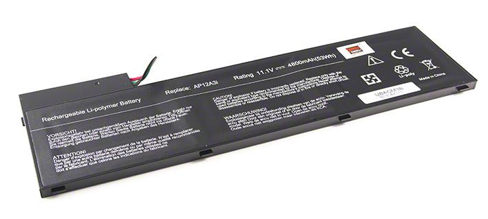 Batéria pre Acer Aspire M3, M5, TravelMate P645, Iconia W700 - 4800 mAh