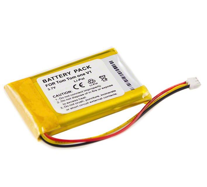 Batéria pre TomTom One V1 - 1200 mAh, Li-Pol
