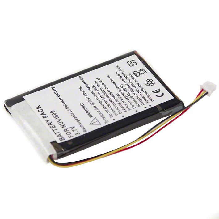 Batéria pre Garmin Nuvi 600, 610, 620, 650, 660, 670, 680 - 1200 mAh, Li-Pol