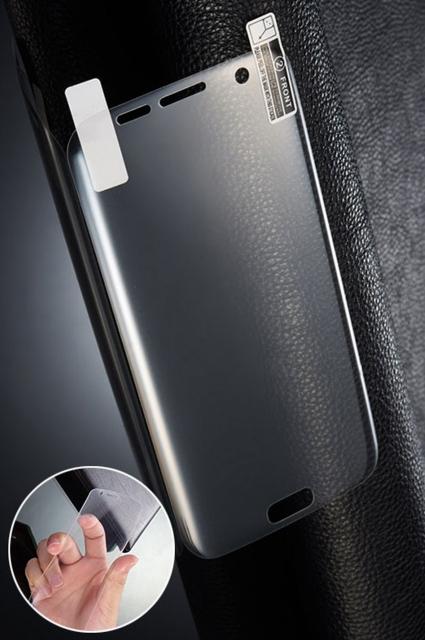 Fólia ALIGATOR FULL Samsung Galaxy S7 Edge, 1ks + aplikátor
