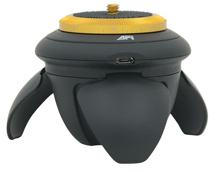 AFI MRP01 - elektronická panoramatická hlava