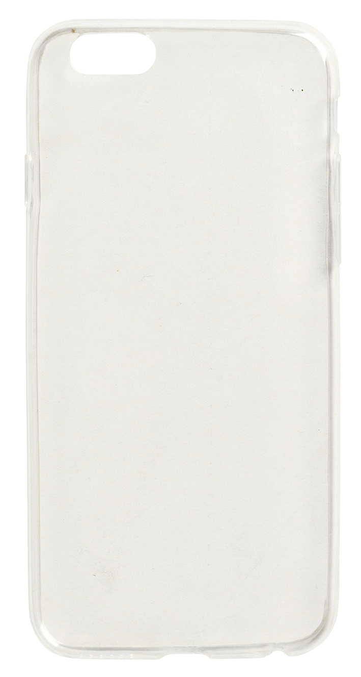 eSTUFF  iPhone 6/6s Clear TPU Cover - transparentná