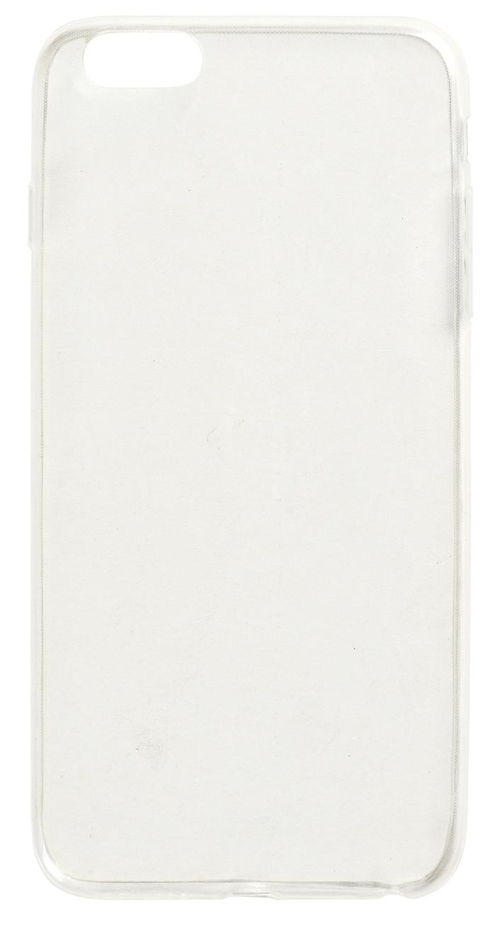 eSTUFF  iPhone 6+/6s+ Clear TPU Cover - transparentná