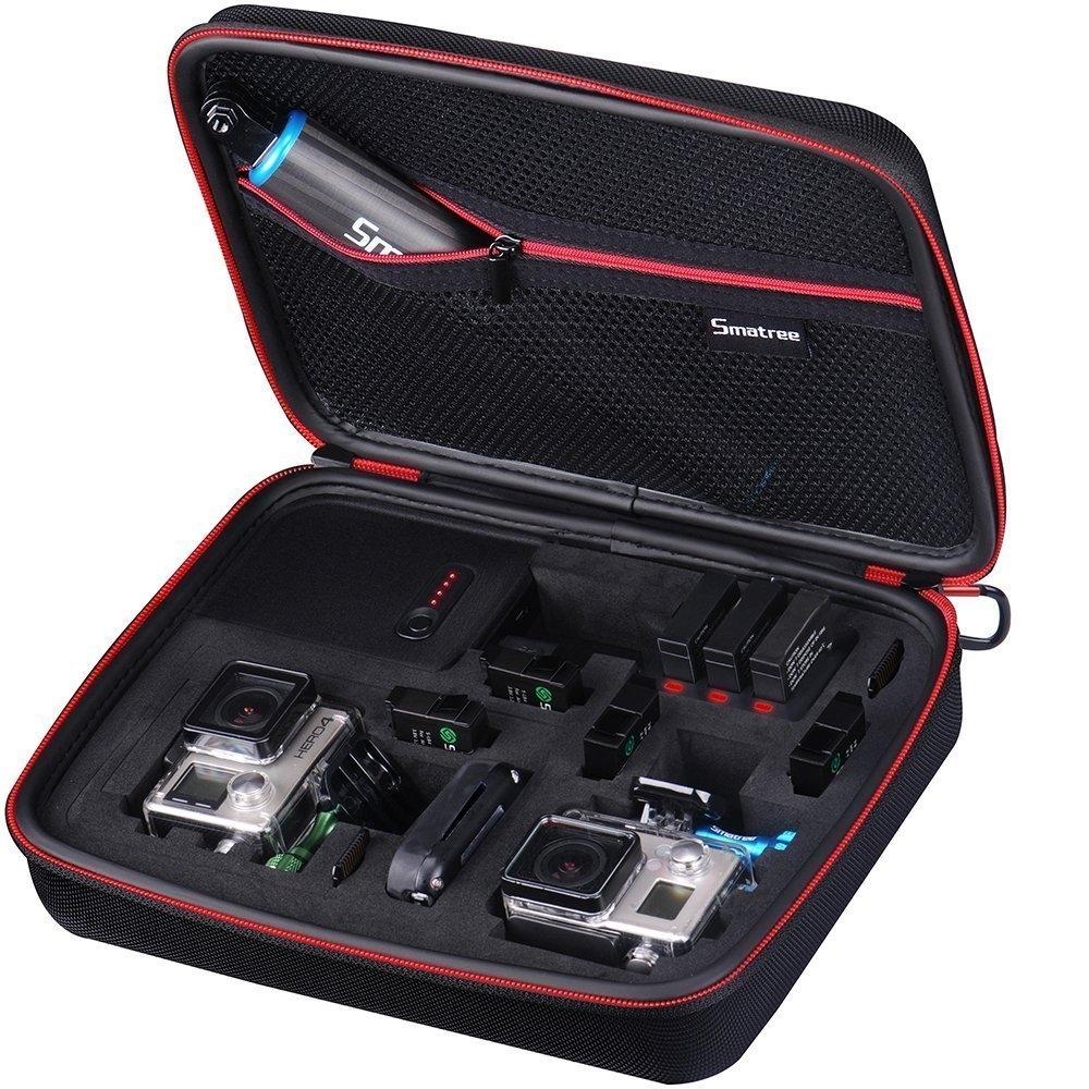 Smatree pOV ochranný kufřík PowerCasa G260P pre kamery GoPro HERO3/HERO4 - velký