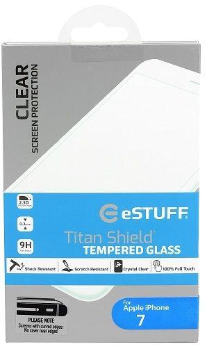eSTUFF  ochranné sklo TitanShield pre iPhone 7