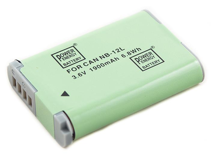 Batéria pre Canon NB-12L - 1900 mAh