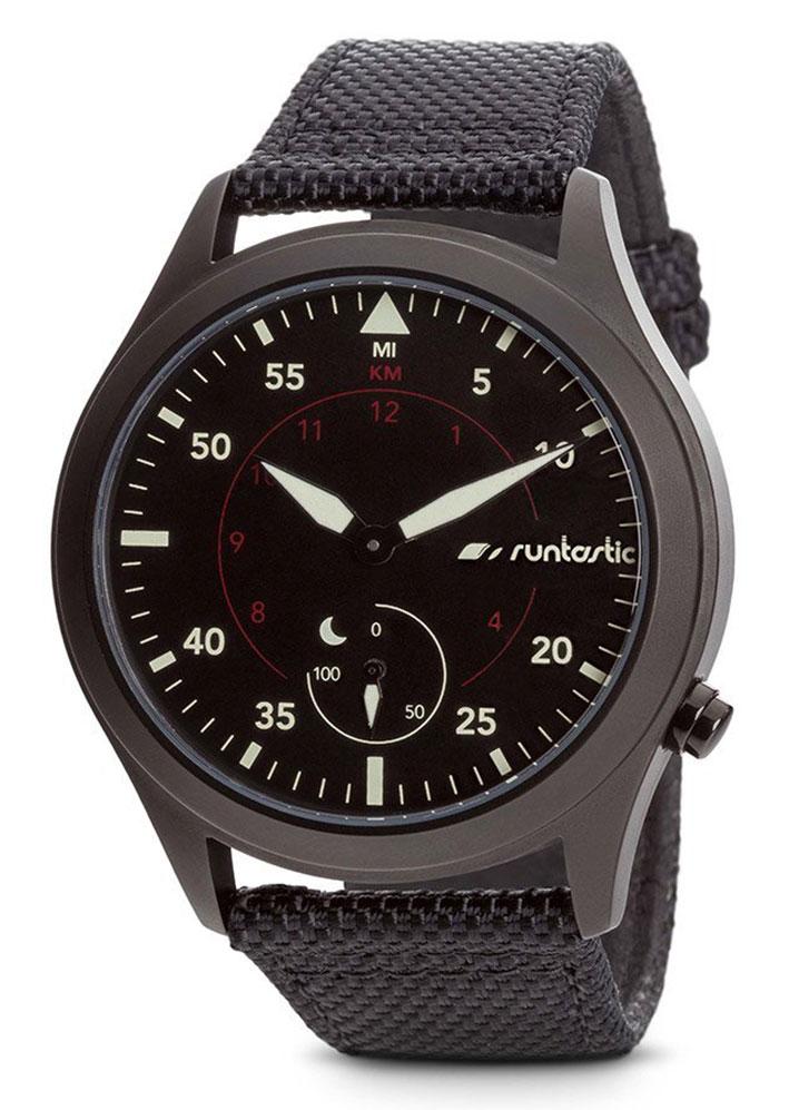Chytré hodinky Runtastic Moment Elite