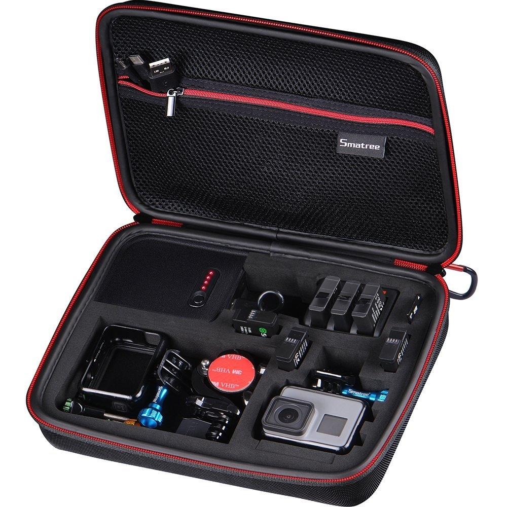 Smatree pOV ochranný kufřík PowerCasa G260P5 pre kamery GoPro HERO5/HERO5 Session - velký