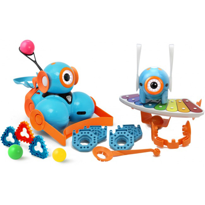 Wonder Pack Dash a Dot chytří roboti s príslušenstvom