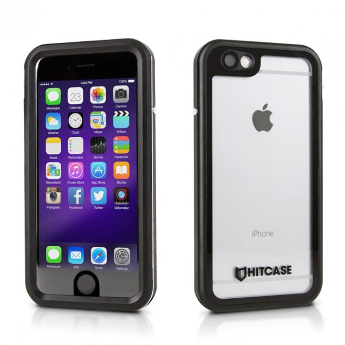 HITCASE Shield pre iPhone 6/6s - čierný