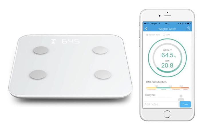 iHealth CORE HS6 WiFi osobná telesný analyzátor