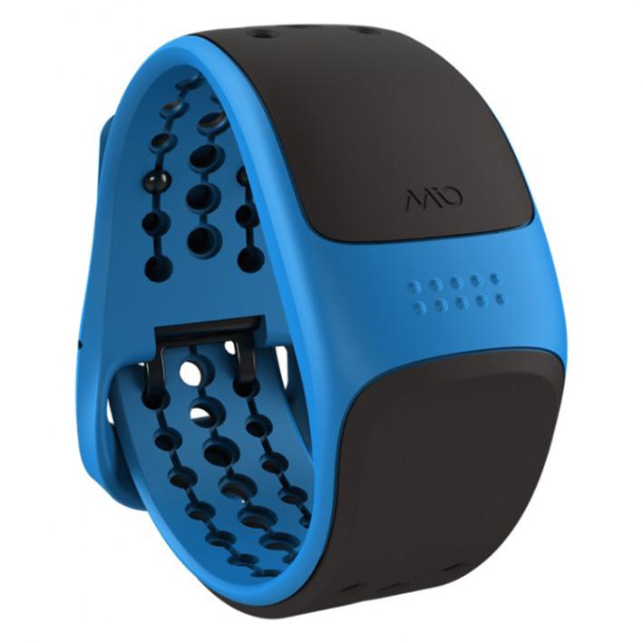 Mio VELO senzor srdečnýho tepu pre cyklistiku - modrý