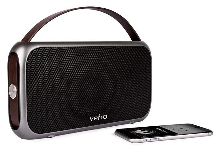 Veho M7 Mode Retro BT Speaker