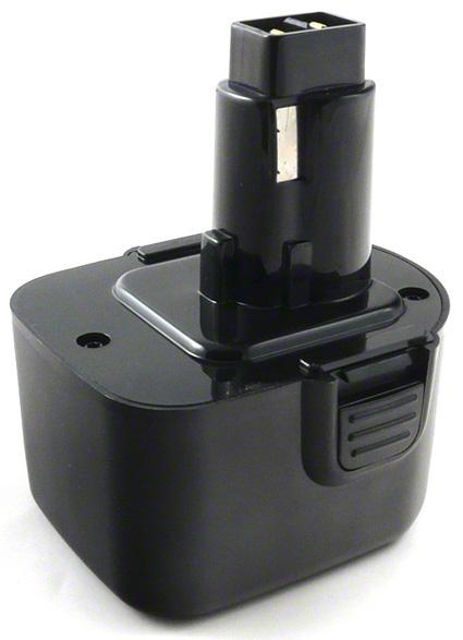 Batéria pre Black and Decker PS130, PS130, A-9252 - 12V - 3000 mAh