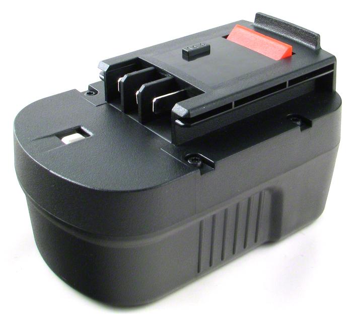 Batéria pre Black and Decker Firestorm FSB14, BD1444L, BD-1444L, B-8316 - 14,4V - 3300 mAh