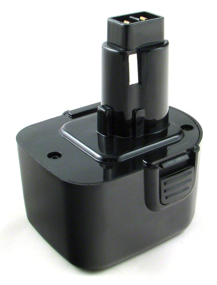Batéria pre Dewalt DE9074, DC9071, DE9075, DW9071- 12V - 3000 mAh