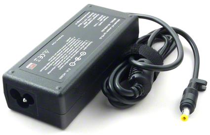 AC adaptér pre HP, Compaq - 18,5V 3,5A - 4,8x1,7mm