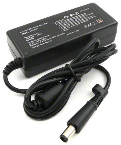 AC adaptér pre HP, Compaq 18.5V 3,5A - 7,4x5,0mm