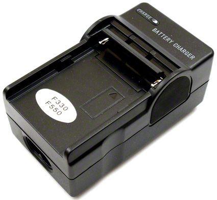 Nabíjačka batérií pre Sony NP-F330, NP-F530, NP-F550, NP-F730H, NP-F570, NP-F750, NP-F770, NP-F960