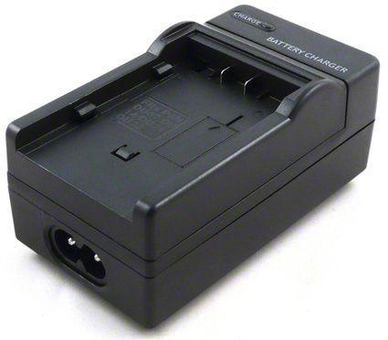 Nabíjačka batérií pre PANASONIC CGR-DU06, CGA-DU07, CGR-DU07, CGA-DU12, CGA-DU14, CGA-DU21, VW-VBD070, VW-VBD140, VW-VBG130, VW-VB260