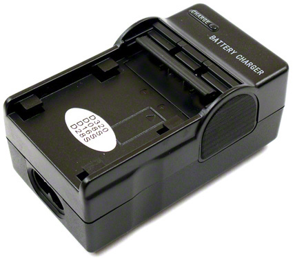 Nabíjačka batérií pre PANASONIC CGR-D08, CGR-D110, CGR-D120