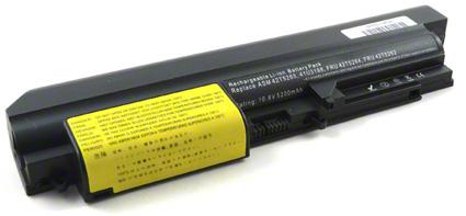 "Batéria pre Lenovo ThinkPad R400, T400, R61, R61i, T400, T61 - 14.1"" widescreen"